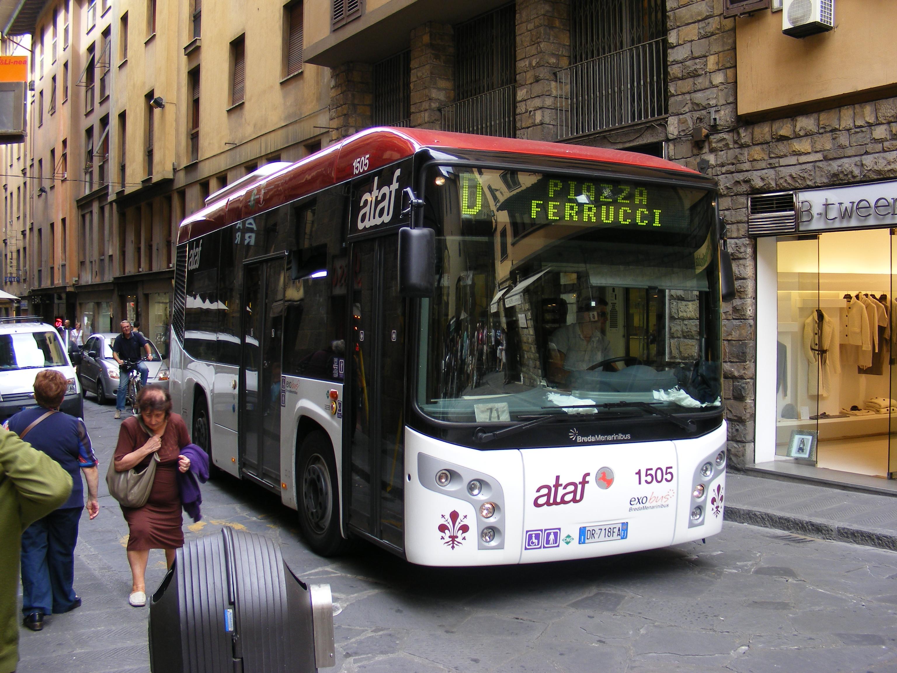 Florenţa, primul oraş din italia care implementează mobile ticketing