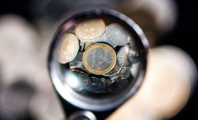 Curs BNR: Leul a slăbit vineri față de euro și dolar
