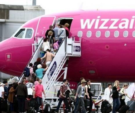 Wizz Air Introduce Opţiunea De A Aduce La Bord Un Bagaj De Mici