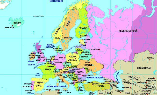 Anunț fără precedent în Europa. Patru puteri europene s-au unit. Este alianța momentului