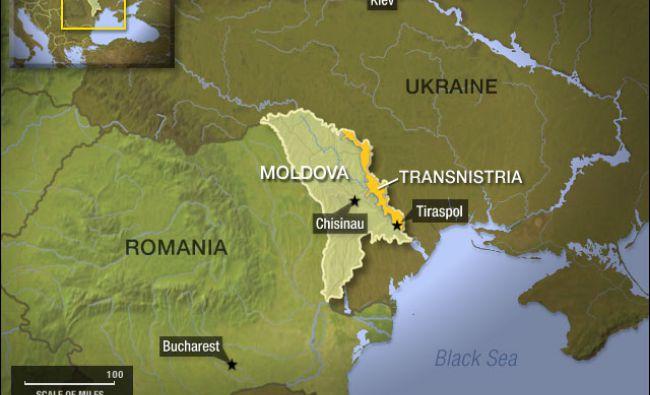 Alertă militară pentru România! Rusia va folosi un arsenal de peste 20.000 de tone aflat în Transnistria