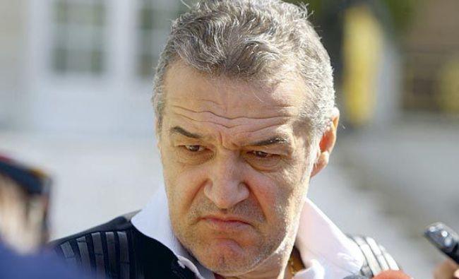 Gigi Becali, scandal monstru în cimitir. Locurile sale de veci, vândute. Scenă demnă de Caragiale