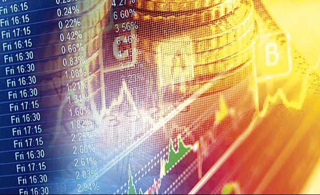 Evoluţii financiar-bancare şi bursiere