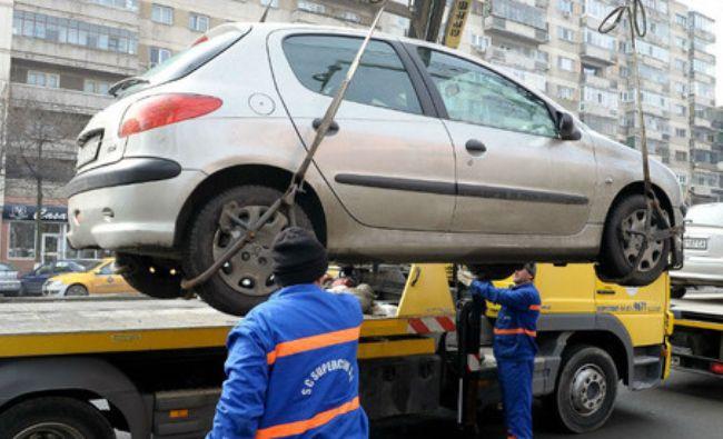 Alertă pentru șoferi! Are legătură cu ridicarea mașinilor parcate. Este război total