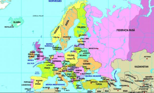 Europa tocmai s-a rupt în două! Ce s-a întâmplat la granițele României