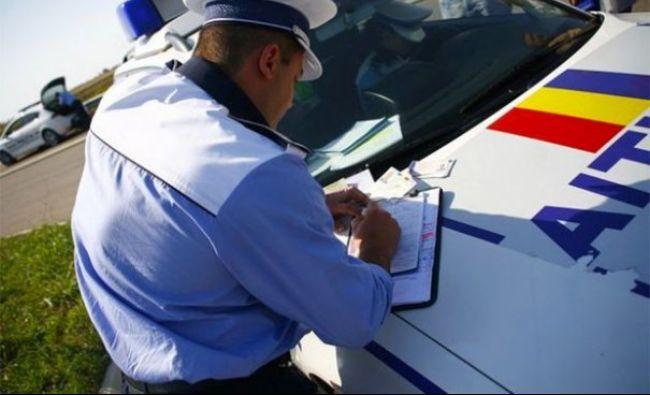 Atenție, șoferi! Poliția dă amenzi pe bandă rulantă după modificarea Codului Rutier