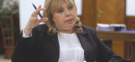 """Anca Paliu Dragu: """"Nu schimbăm sub nicio formă Codul fiscal în 2016"""""""