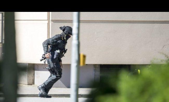 Alertă teroristă în apropierea României! Grenadă aruncată în capitala unei ţări pline de români