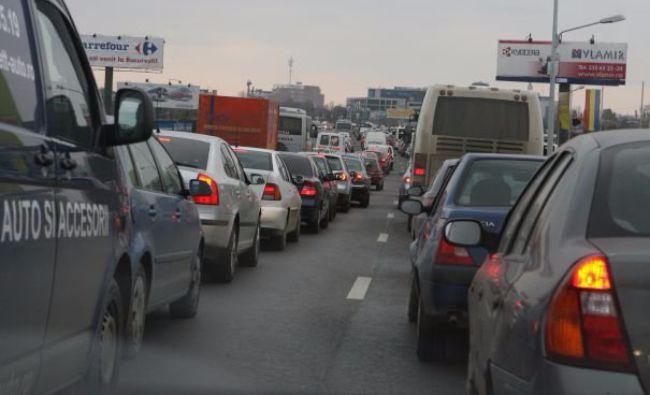 Atenție șoferi! DN1 trebuie evitat! Dinspre Brașov este blocat tot