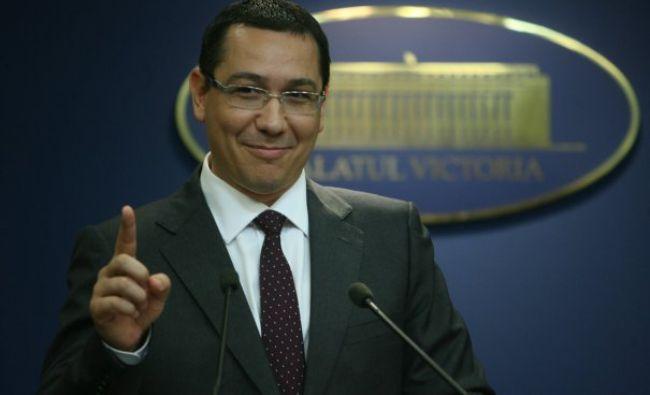 Alianța Vestului face ravagii! Ponta trece de partea grupării. Atac fulger la Guvernul Dăncilă