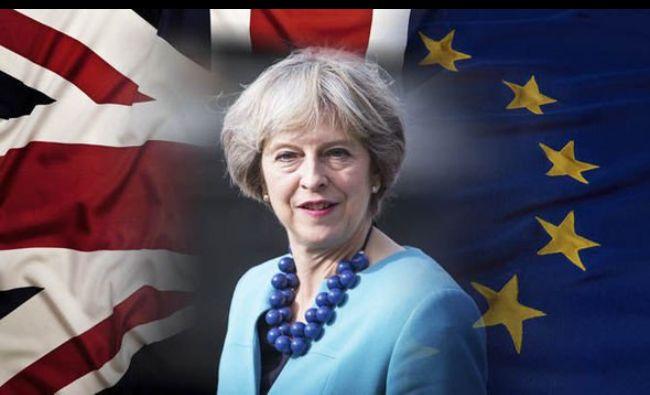 Brexitul o face pe Theresa May să revină la Bruxelles. Vezi care sunt motivele