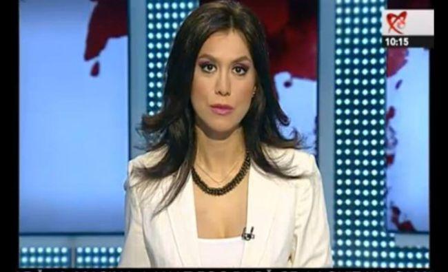 Denise Rifai, în culmea fericirii! Șoc pentru Antena 3 și Mihai Gâdea