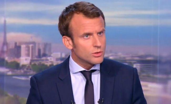 Surpriză de proporții! Emmanuel Macron se implică în alegerile europarlamentare din România. Ce partid susține