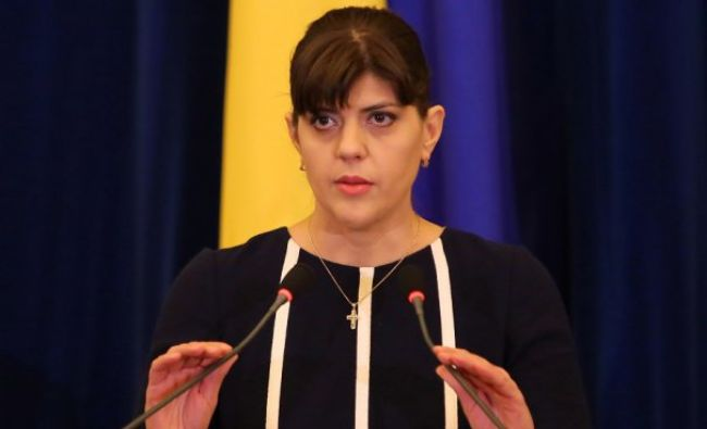 Lovitură dură pentru Laura Codruța Kovesi! Străinii șterg pe jos cu fosta șefă a DNA
