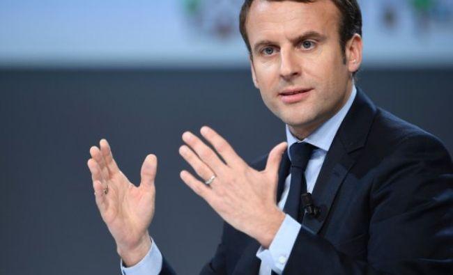 Macron dă lovitura! Va fi primul în Europa. Anunț fără precedent
