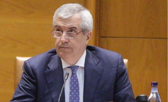NEAȘTEPTAT: Ce studii are la bază Călin Popescu Tăriceanu și ce job a avut înainte de a intra în politică