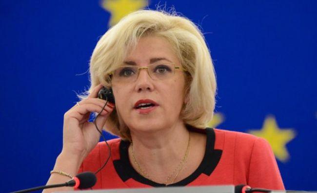 Corina Crețu demisionează! Informația momentului direct de la Bruxelles