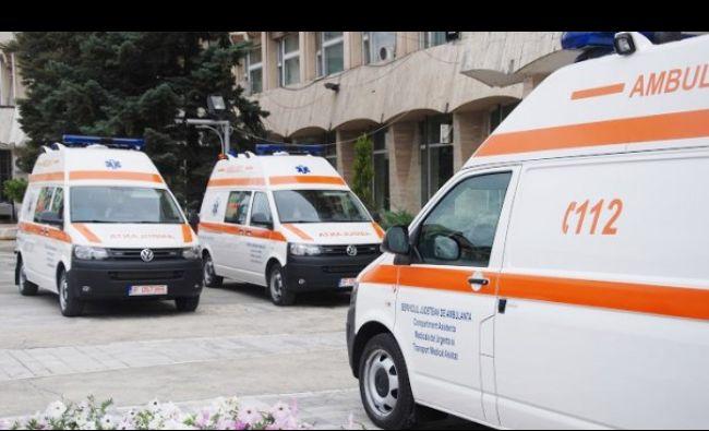 Orașul care a rămas fără soferi de ambulanţă. Aproape toți au fost arestați pentru că furau motorină din mașini
