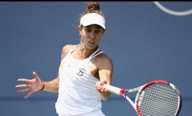 Dramă pentru Mihaela Buzărnescu! Ce s-a întâmplat în meciul cu Alize Cornet