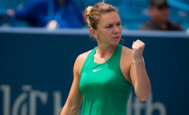 Final de meci! Cum s-a descurcat Simona Halep împotriva lui Venus Williams la Miami Open