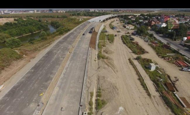 O nouă autostradă în România: este aproape gata FOTO-VIDEO
