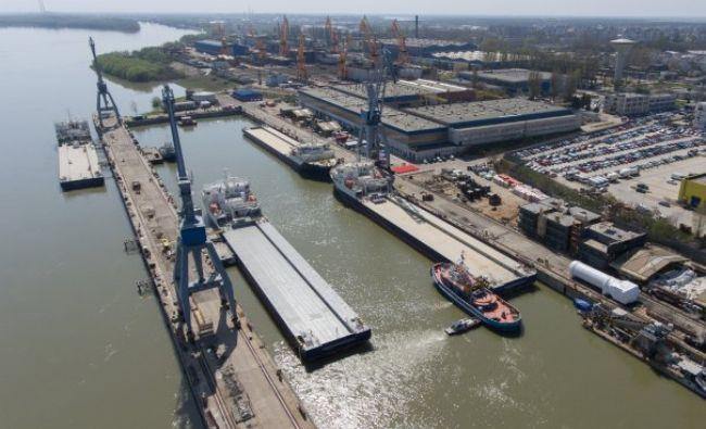 Locurile din România unde se construiesc cele mai mari nave de crozieră din lume