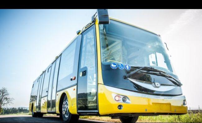 Bucureștenii vor circula cu autobuze electrice. Acestea vor fi introduse pe 14 trasee