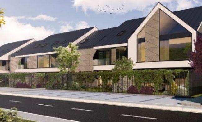 O echipă de arhitecţi a intrat pe dezvoltare imobiliară şi anunţă câte un proiect de case pe an