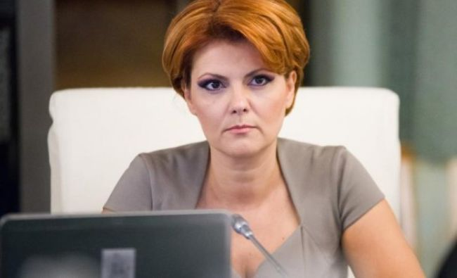Gafă neașteptată făcută de Lia Olguța Vasilescu. Ce a postat pe Facebook fostul ministru al Muncii