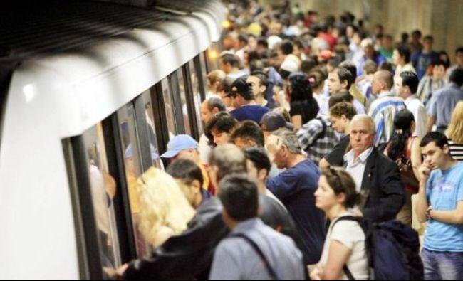 """Control la Metrorex! Sindicaliştii nu se lasă şi forţează Ministerul Transporturilor să """"pună tunurile"""" la metrou"""