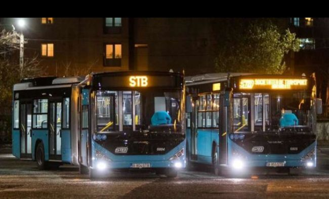 Gabriela Firea: Când ies pe traseu primele autobuze Otokar