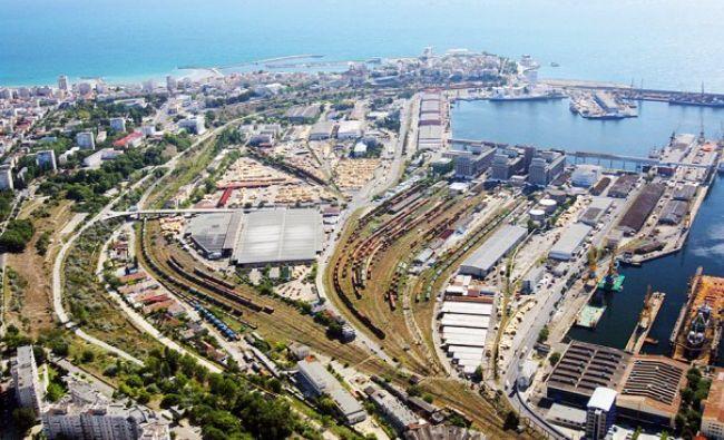 Licitație pentru modernizarea infrastructurii feroviare din Portul Constanța