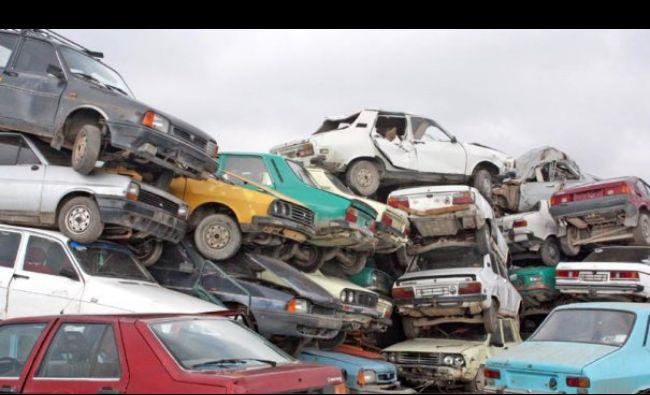 Orașul în care oamenii primesc 500 de euro dacă își duc mașina la fier vechi