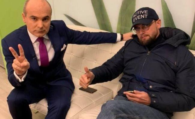 EXCLUSIV! Surpriză de proporții! Cine îi ia locul lui Rareș Bogdan la Realitatea TV! Motivul real pentru care Cozmin Gușa a luat această decizie
