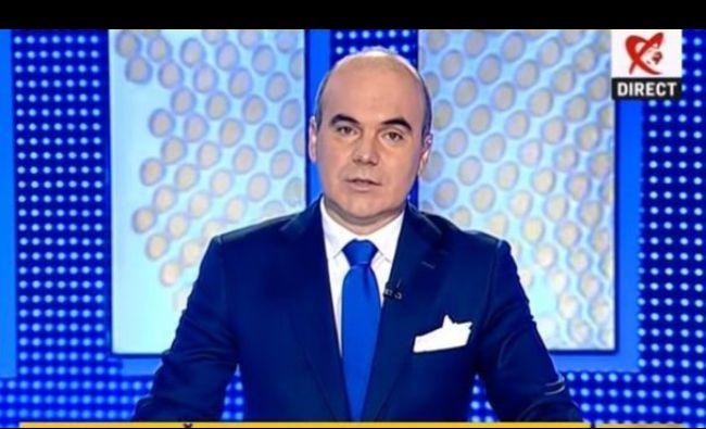 Moment jenant! Rareș Bogdan a început să plângă în direct la B1 Tv! Rolul lui Traian Băsescu