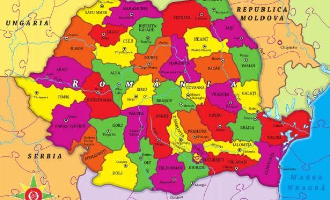 Veste Soc Se Schimbă Harta Romaniei Cum Ar Putea Arăta ţara Din