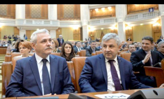 DECIZIE ISTORICĂ: Liviu Dragnea și Florin Iordache, revocați de la Camera Deputaților