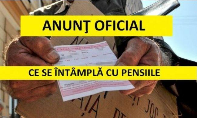 Pensiile românilor, în pericol?! Câți bani mai are Guvernul: Date oficiale