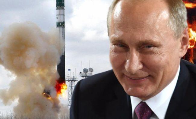 Alertă mondială! România nu are nicio şansă! Rusia anunţă o nouă strategie de război şi arme laser supersonice