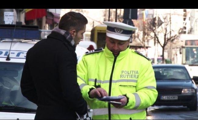 ALERTĂ pentru șoferi! Poliția a intrat în acțiune! Pentru această faptă se rețin permisele auto!