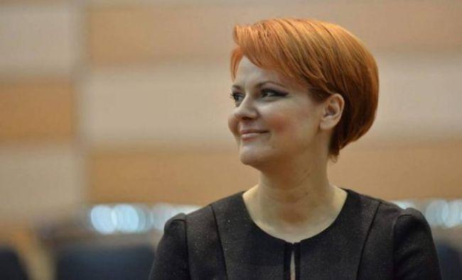 Lia Olguța Vasilescu pune mâna pe o nouă funcție! Este anunțul zilei