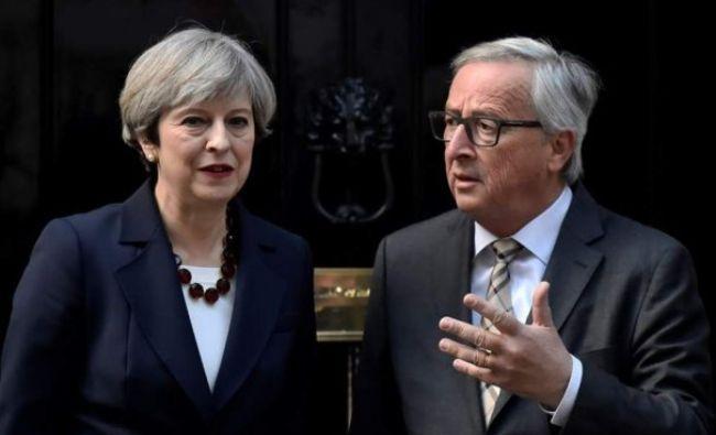 Jean-Claude Juncker a dezvăluit ce se va întâmpla cu acordul pentru Brexit! El a avertizat statele europene să ia în calcul toate scenariile