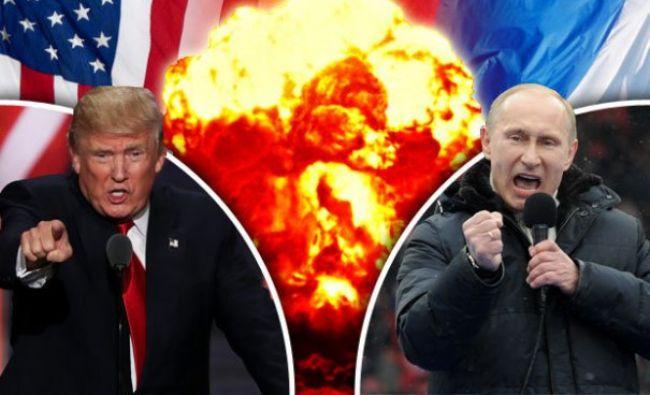 Avertisment mondial! Se anunță un război nuclear. Putin a retras Rusia dintr-un tratat de maximă importanță