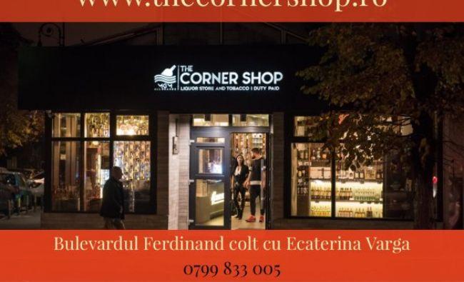 Eleganța gustului într-un concept store, The Corner Shop