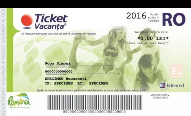 Vouchere de vacanță pentru angajații din privat! Care sunt condițiile în 2019 ca orice român să plece în vacanță pe banii statului