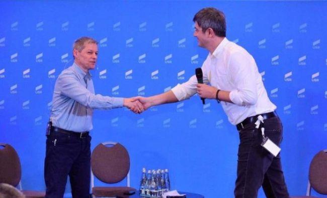 USR-PLUS și ALDE sting lumina pentru Ludovic Orban și PNL. Ce scor ar obține PSD
