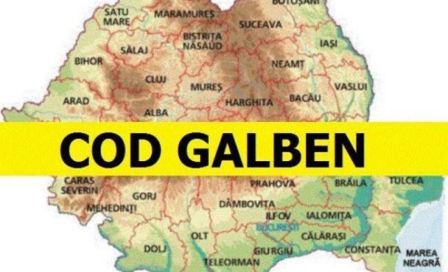 România, lovită de furia naturii! Vremea face ravagii: Fenomene periculoase în toată țara
