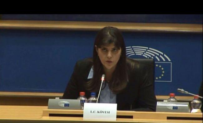 Gafă uriașă făcută de PNL! Kovesi, noul procuror-șef european
