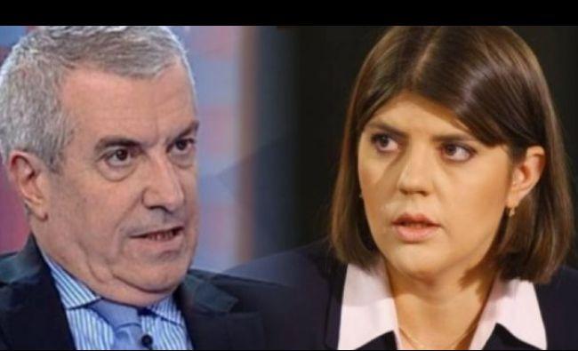 """Călin Popescu Tăriceanu a răbufnit! Critici dure la adresa Laurei Codruța Kovesi: """"A reușit să facă enorm de mult rău în această țară!"""""""