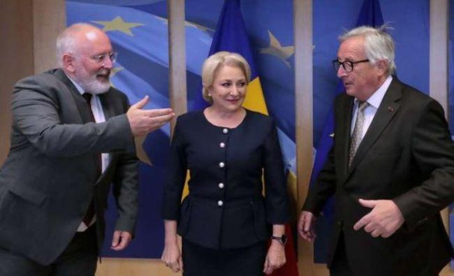 Frans Timmermans, avertizare pentru Viorica Dăncilă! Guvernul primește un ultimatum din partea Comisiei Europene!
